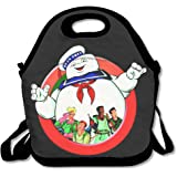 ScutLunb Lunch Bag The Real Ghostbusters Lunch Tote Lunch Box For Women Men Kids With Adjustable Strap