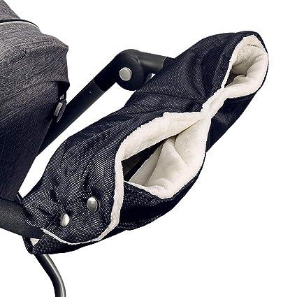 Guantes Silla de Paseo, Volador Impermeable a Prueba de Viento Para Extra Grueso Cálido Invierno