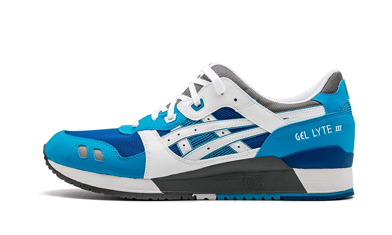 quality design 4844f e1e7a Amazon.com | ASICS Gel-Lyte 3 - US 11.5 Blue/White | Fashion ...