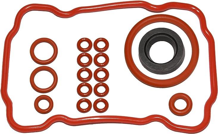 SW-K Kit de maintenance pour r/éservoir /à eau Thermoblock et r/éservoir /à eau et soupape de support Convient pour Saeco Tchibo Spidem Krups Solis Amaroy Set-9