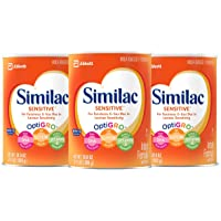 Deals on 3-Pack Similac Sensitive Infant Formula with Iron
