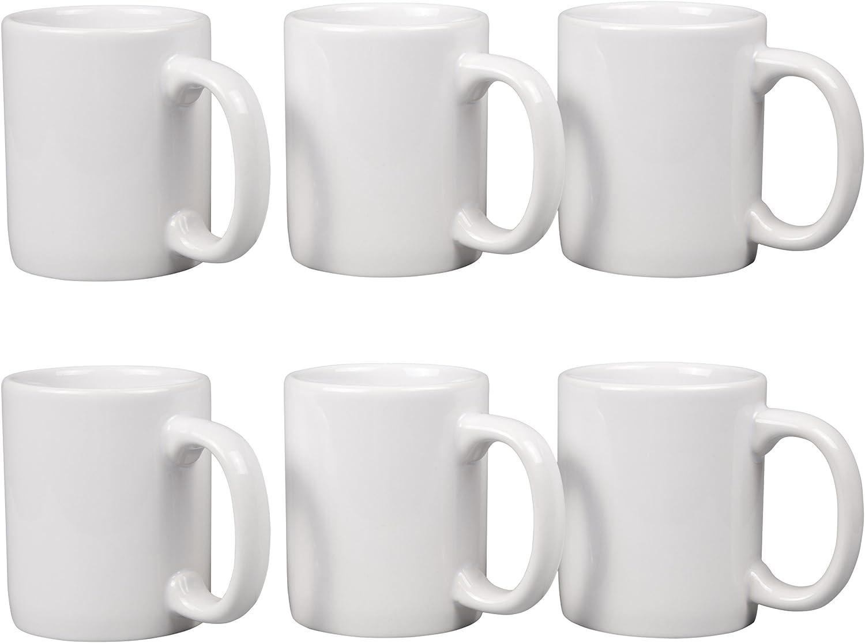 12 oz.New Free Shipping Lots OF Gray Stoneware Mugs