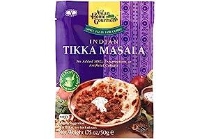 Asian Home Gourmet Spice Paste for: Indian Tikka Masala (1 x 1.75 OZ)