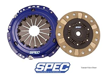 Spec sy382 - 2 Kit de embrague (09 - 10 Hyundai Genesis Coupe (3,8 L) etapa 2): Amazon.es: Coche y moto