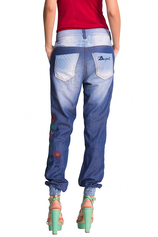 desigual jeans baggy