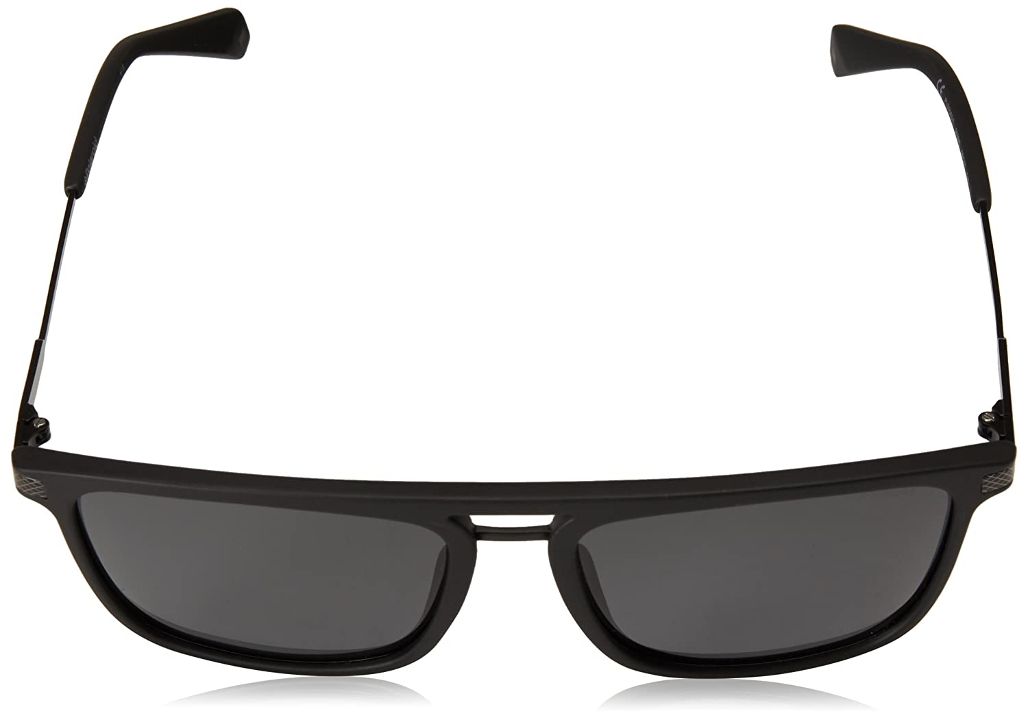 0c5235496247 Amazon.com  Polaroid Sunglasses PLD 2060 s Polarized Rectangular Sunglasses