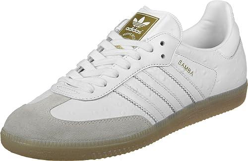 adidas Damen Samba W Fitnessschuhe, Schwarz