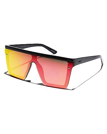 Quay Australia Hindsight - Gafas de sol (montura negra ...