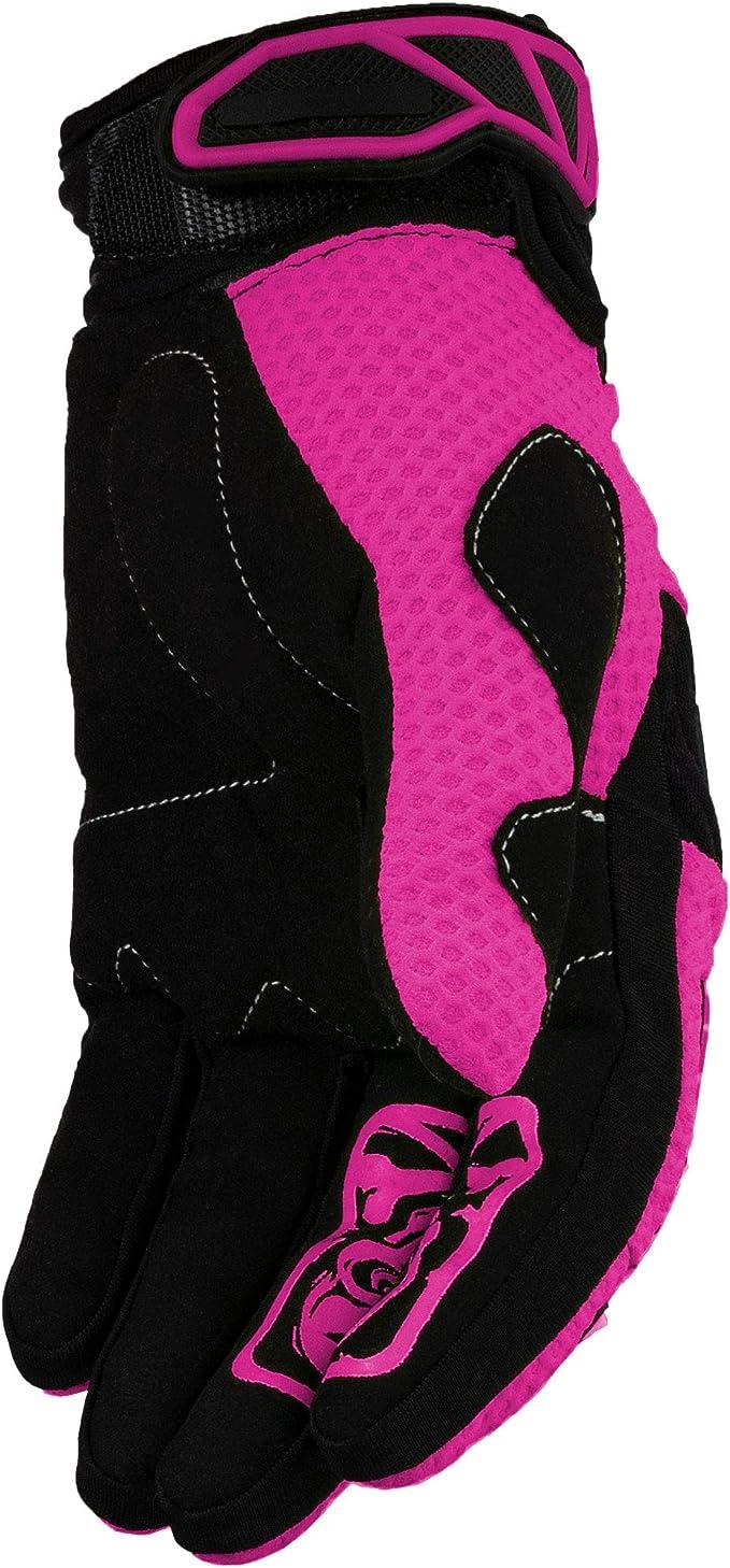 Broken Head Mx Handschuhe Faustschlag Motorrad Handschuhe Für Motocross Enduro Mountainbike Pink Größe Xs Auto