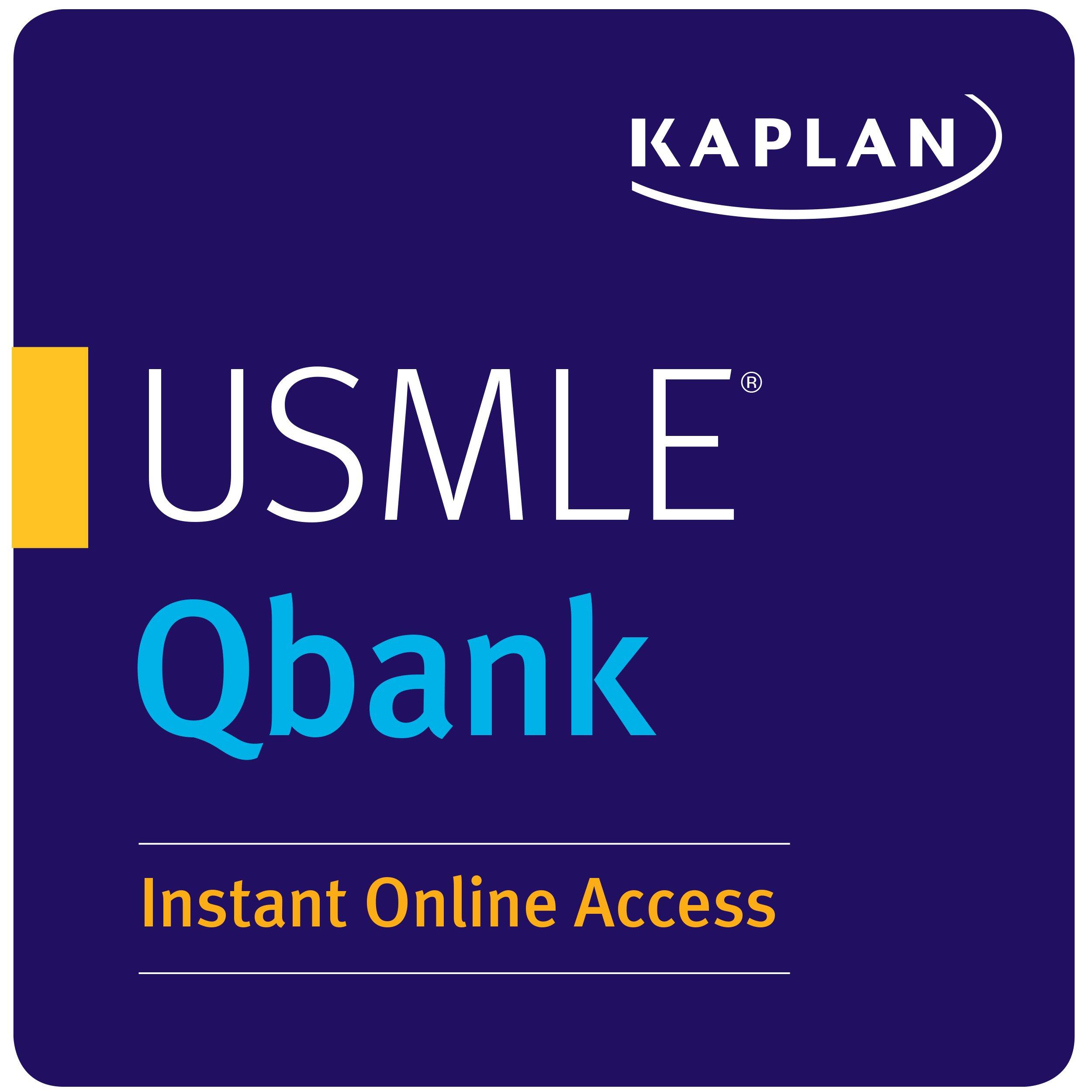 USMLE Step 1 Qbank 1 Month by Kaplan Medical