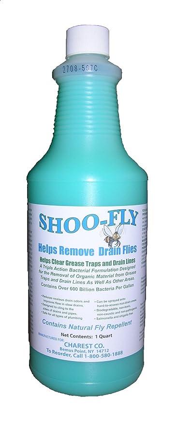 Amazon.com: shoo-fly enzima trampa de grasa y drenaje ...