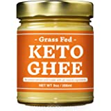 Gheeギーバター266g 高級フレンチバター使用 グラスフェッド ギーバター ギーオイル Grass-Fed Ghee Butter 海外直送 (オリジナル, 1個) [並行輸入品]