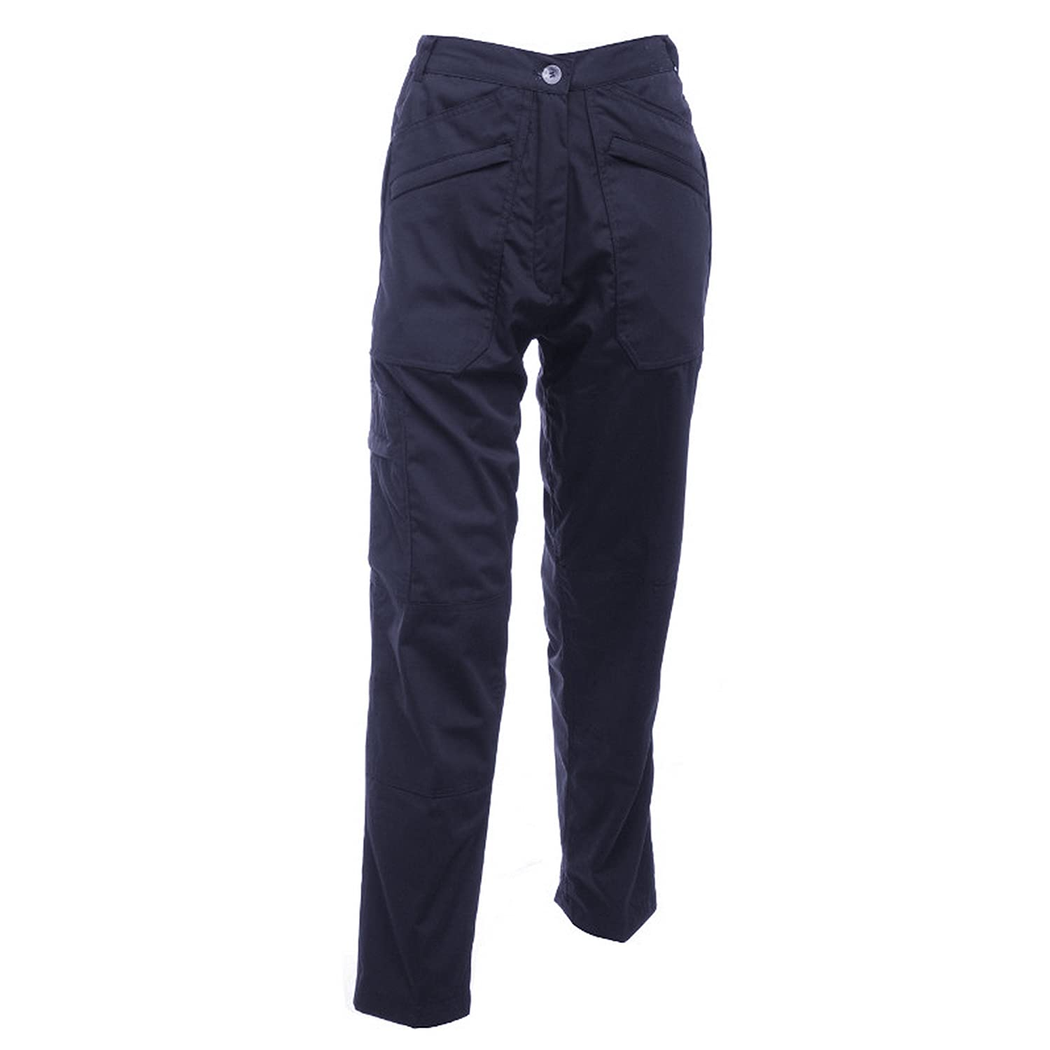 Regatta Womens/Ladies Action II Water Repellent Work Trousers