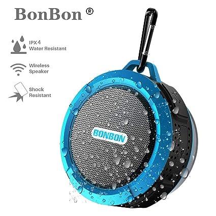 31d4c19c88c Amazon.com  Waterproof Bluetooth Shower Speaker
