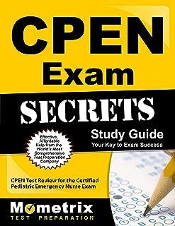 certified pediatric emergency nurse cpen review manual rh amazon com Enpc Exam Questions Enpc Review Questions