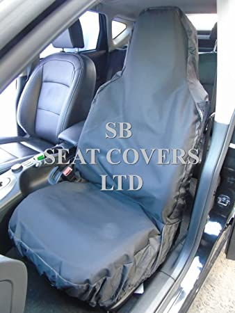 To Fit A Toyota Prius Car Seat Covers Waterproof Grey Full Set