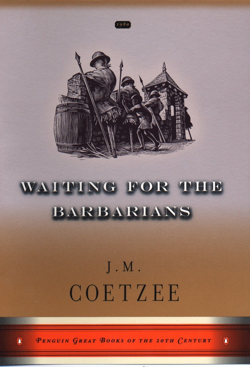 Waiting For the Barbarians Great Books of the 20th Century: Amazon ...