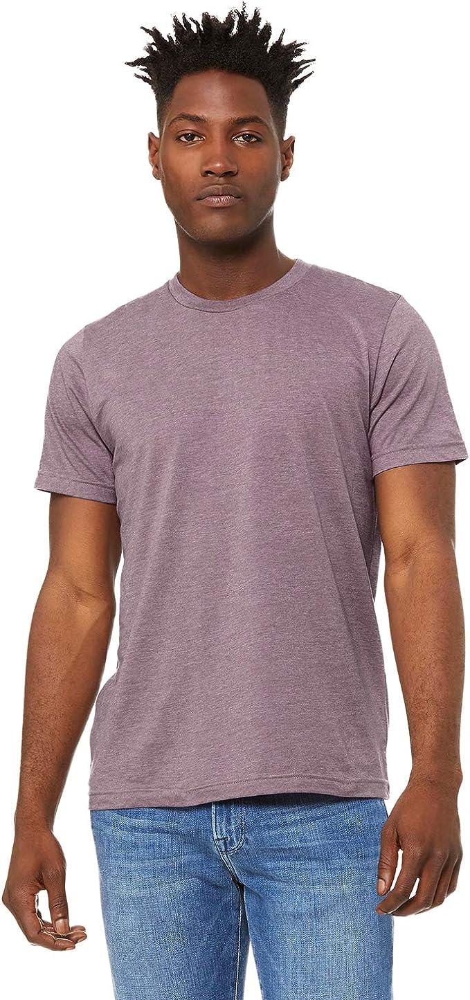 6400CVC Bella Canvas Femmes Décontracté Heather CVC à manches courtes T-Shirt