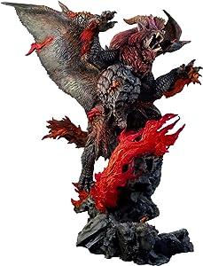 Capcom JUL189120 Monster Hunter World: Teostra Figure Builder Creators Model Toy