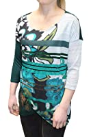 Desigual - Top à manches longues - Femme 4076