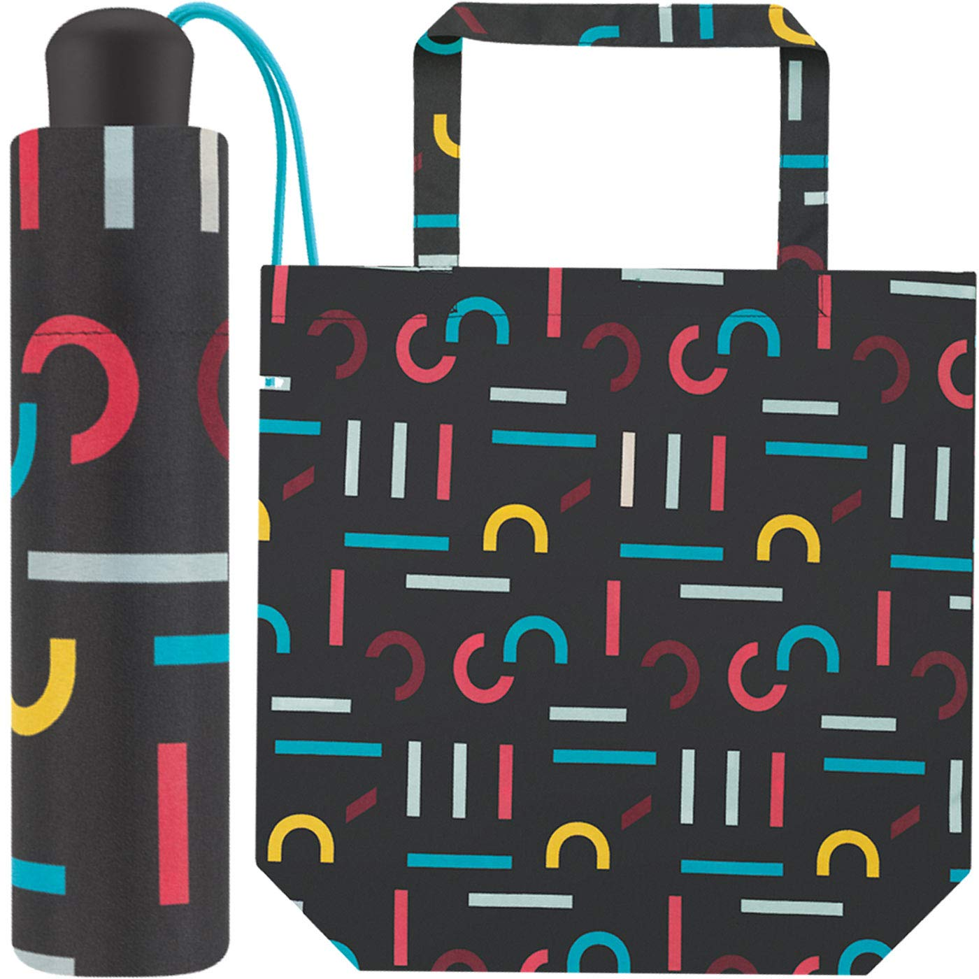 ESPRIT, Parapluie pliants Multicolore Multicolore 96 cm