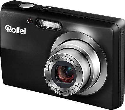 Rollei Compactline 412 Digitalkamera 2 4 Zoll Schwarz Kamera