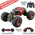 Jasonwell Rechargable RC 4WD Off Road Rock Crawler Car