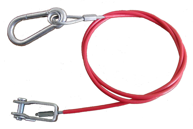 FKAnhä ngerteile Knott - Cavo di Sicurezza a Strappo, 1000 mm MTP 9054318
