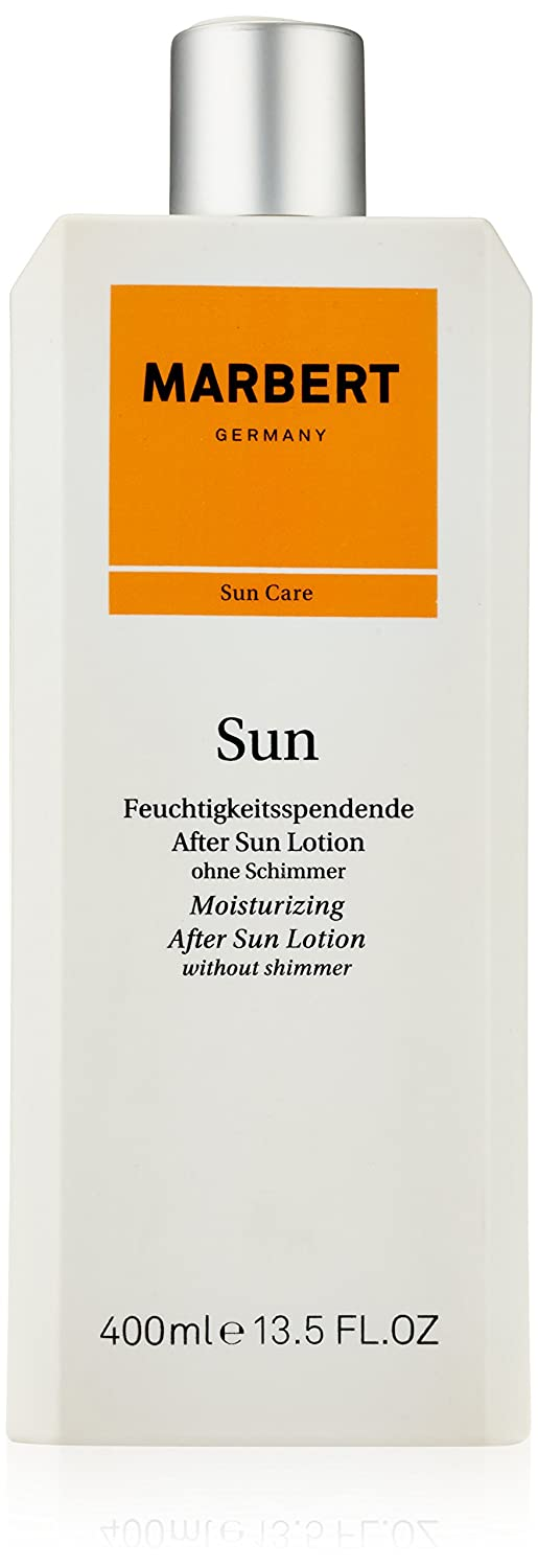 Marbert Sun Care femme/women, Moisturizing After Sun Lotion without shimmer, 1er Pack (1 x 400 ml) 4050813002261 R454018