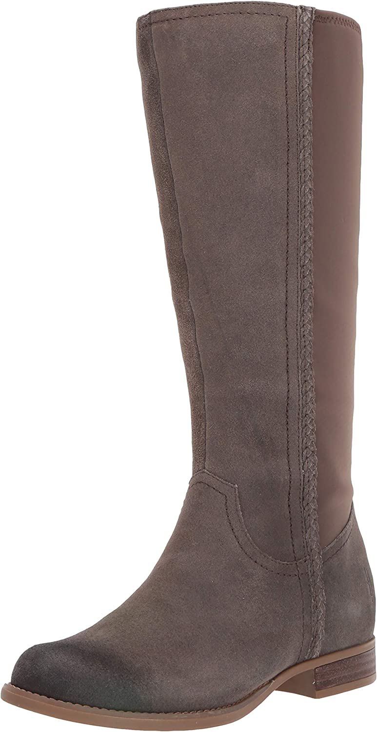 REVITALIGN Women's Canyon Tall Leather Boot