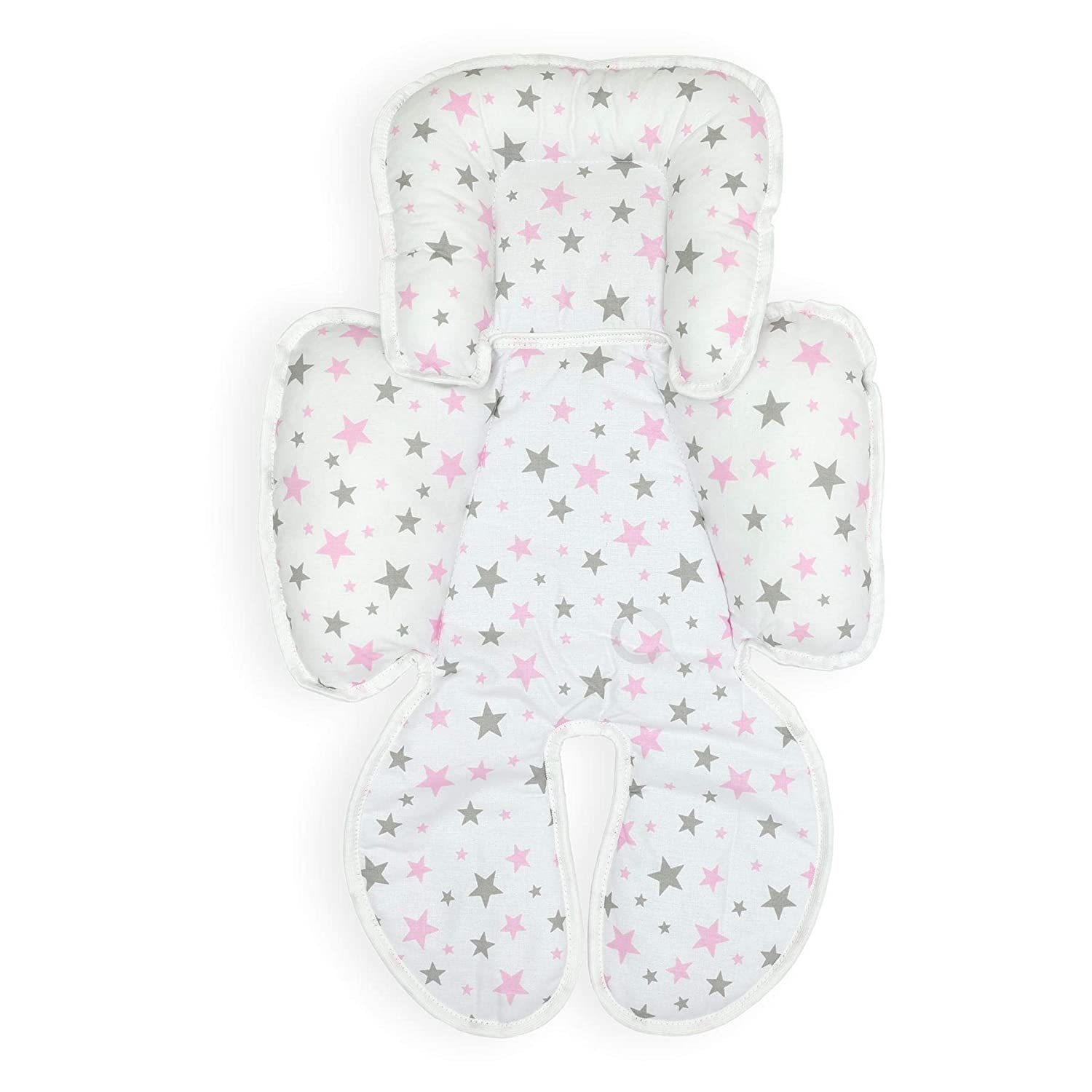 Reducer Support Cushion for Head /& Body Baby Support Made in Cotton Antiallergic