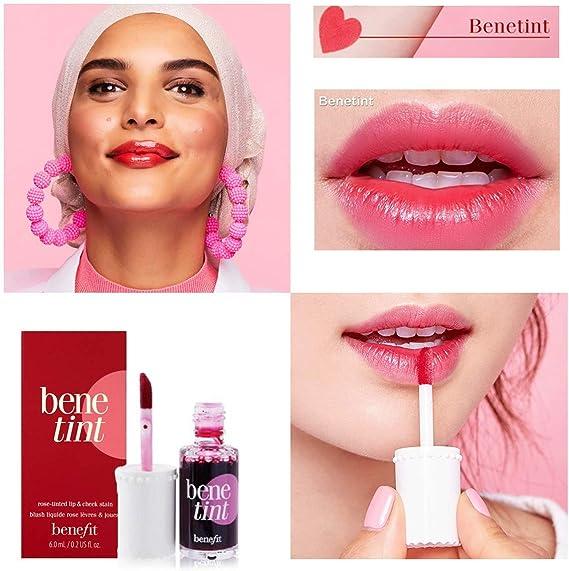 Tinte para mejillas y labios Minis by Benefit Benetint, de tamaño viaje (4 ml)