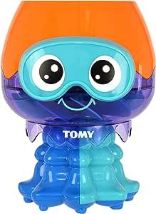 TOMY Bath Splash & Spin Jellyfish Toy