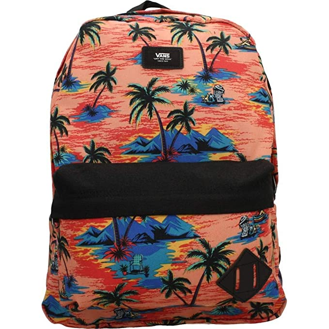 Vans Tahoe Palm Old Skool Backpack Retro Floral  Amazon.ca  Clothing    Accessories 2e67867783168