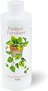 Pothos Fertilizer | Pothos Plant Food | Liquid Fertilizer for Epipremnum Aureum | Devils Ivy | Golden Pothos | Neon Pothos Food | NPK Fertilizer by Aquatic Arts