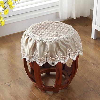 Amazon Com Vdeghsdghfdds Round Cushion Stool Seat Cushion Stool