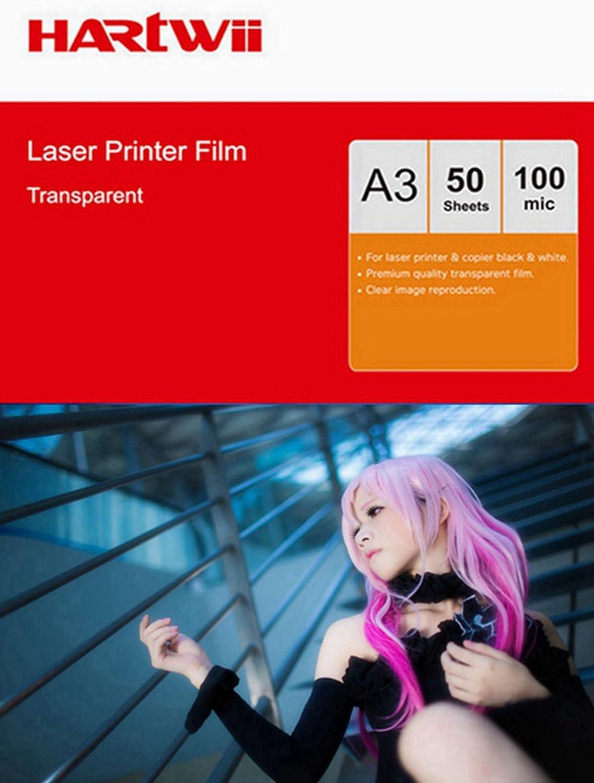 A3 OHP película proyector de película – 50 hojas de acetato ...
