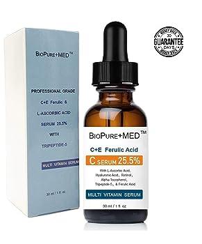 STEMBOTANY BioPureMED CE+Ferulic Acid Serum