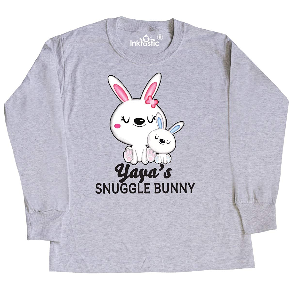 inktastic Great Grandmas Snuggle Bunny Easter Toddler T-Shirt