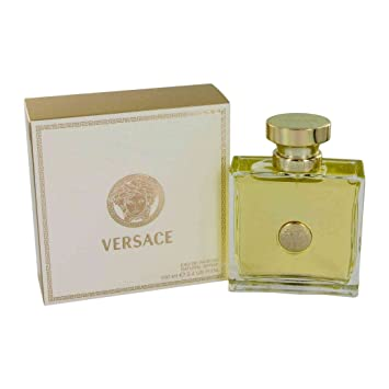 Versace pour Femme Eau de Parfum Spray 50 ml  Amazon.co.uk  Beauty 92ccf46b709