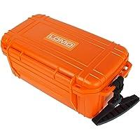Lomo Drybox 20 Maxi Size - Orange. Sailing Dry Box.