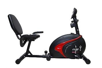 FYTTER Bicicleta Estática Recubike Rc-03R Negro: Amazon.es: Deportes y aire libre
