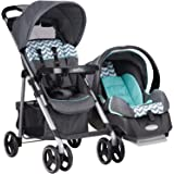 Evenflo Vive Travel System - Grey, 13.5 Kg