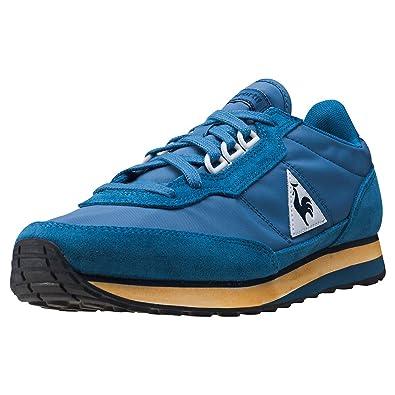 7db42545f923 Le Coq Sportif Azstyle Vintage Mens Trainers  Amazon.co.uk  Shoes   Bags