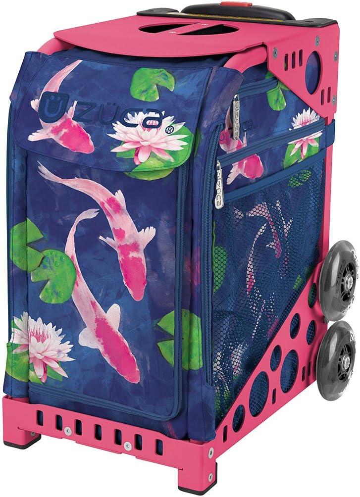 Zuca スポーツバッグ - Koi ピンク