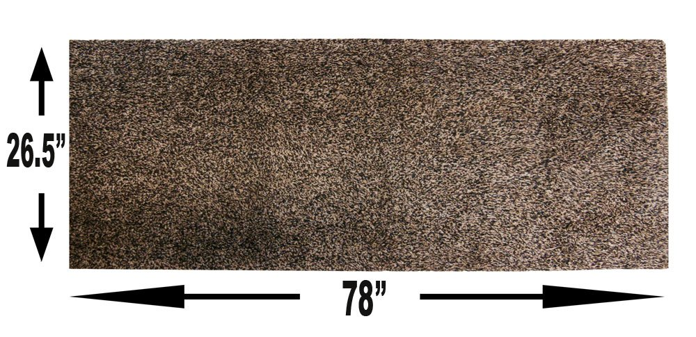 Original One Step Mud Mat 26 5w X 78l Runner Door Mat