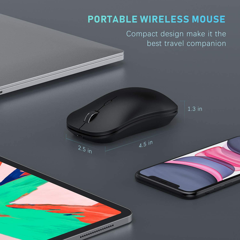 seenda Wireless Bluetooth Mouse