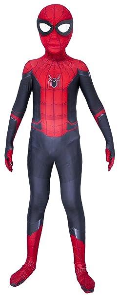 Amazon.com: Riekinc - Trajes de superhéroe de licra para ...