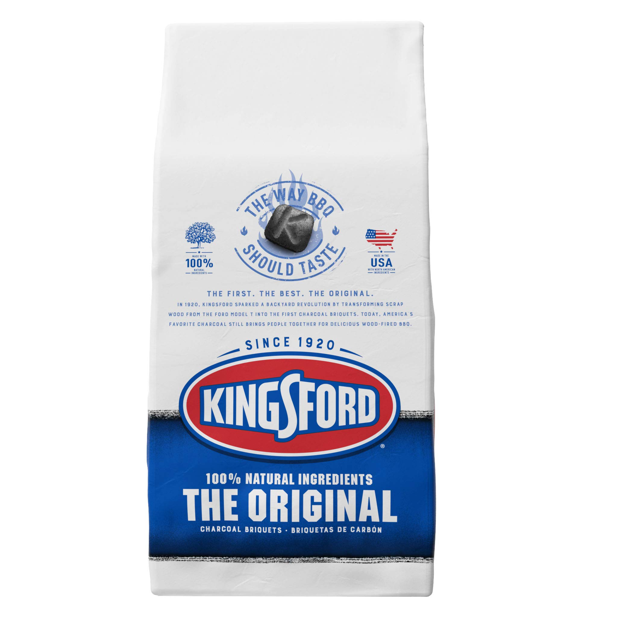 Kingsford Charcoal Original Briquets,15.4 Pound Bag
