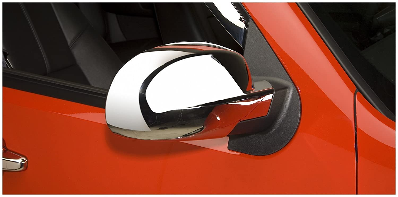 Putco 400066 Chrome Trim Mirror Overlay